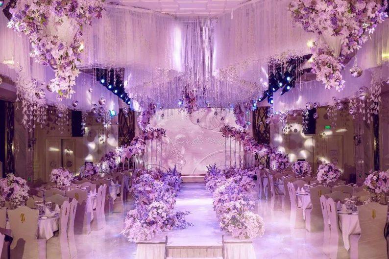 盘点:武汉13家婚礼堂,30+宴会厅、近千桌容量  第29张