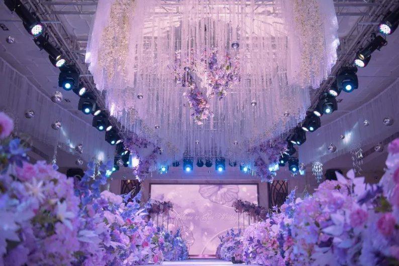 盘点:武汉13家婚礼堂,30+宴会厅、近千桌容量  第30张