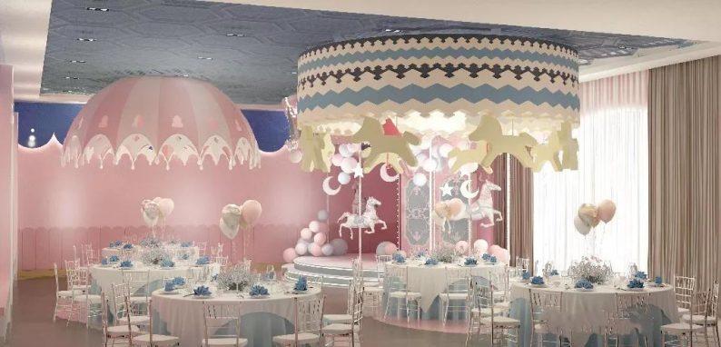 盘点:武汉13家婚礼堂,30+宴会厅、近千桌容量  第41张