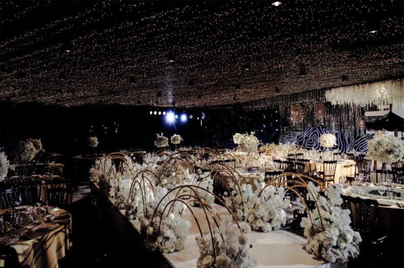 盘点:武汉13家婚礼堂,30+宴会厅、近千桌容量  第54张
