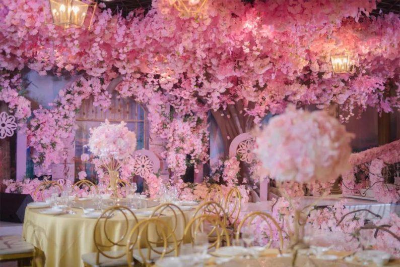 盘点:武汉13家婚礼堂,30+宴会厅、近千桌容量  第57张