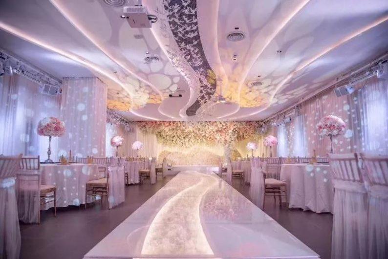 盘点:武汉13家婚礼堂,30+宴会厅、近千桌容量  第67张