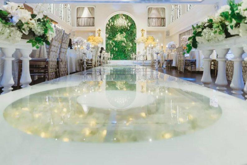 盘点:武汉13家婚礼堂,30+宴会厅、近千桌容量  第69张