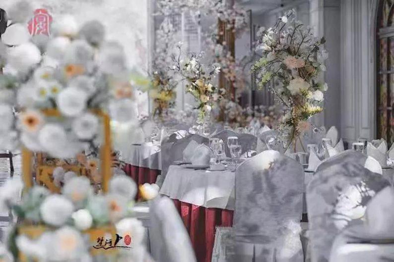 盘点:武汉13家婚礼堂,30+宴会厅、近千桌容量  第73张