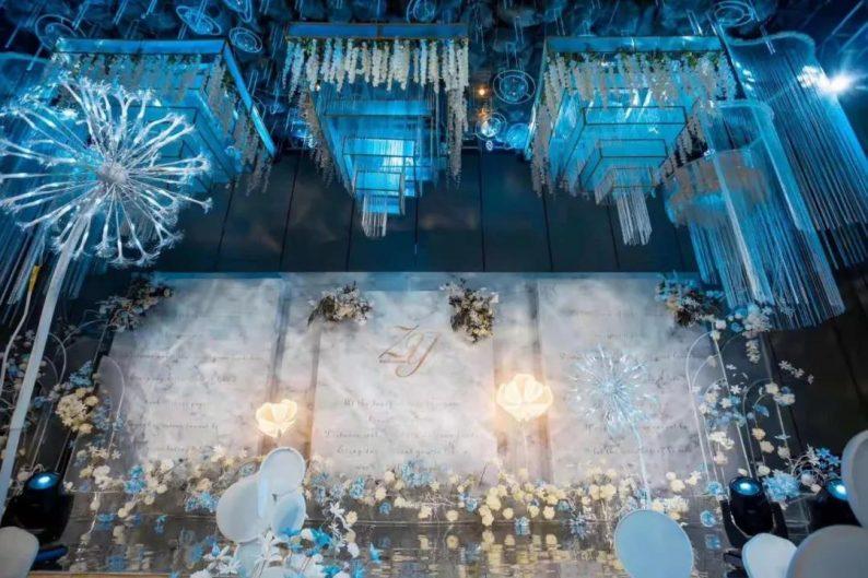 盘点:武汉13家婚礼堂,30+宴会厅、近千桌容量  第79张