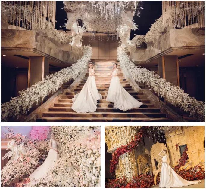 婚礼堂发布:1万平米8大宴会厅!九江首家婚礼主题宴会酒店  第4张
