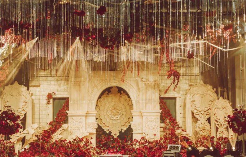 婚礼堂发布:1万平米8大宴会厅!九江首家婚礼主题宴会酒店  第6张