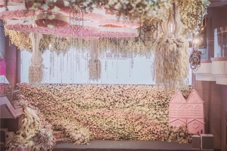 婚礼堂发布:1万平米8大宴会厅!九江首家婚礼主题宴会酒店  第11张
