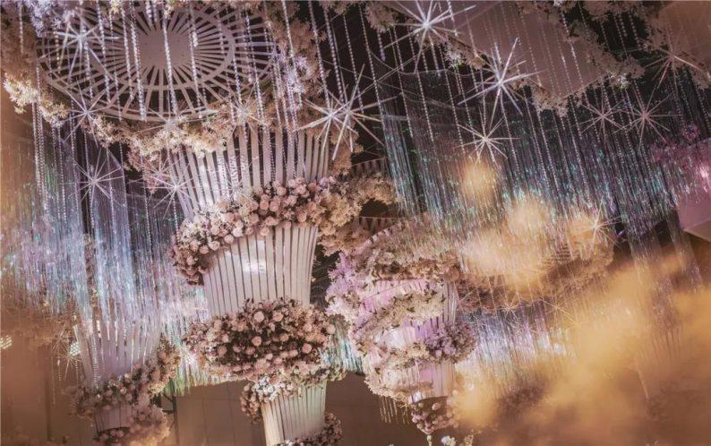 婚礼堂发布:1万平米8大宴会厅!九江首家婚礼主题宴会酒店  第16张