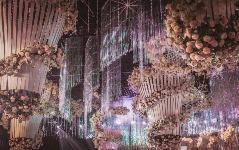 婚礼堂发布:1万平米8大宴会厅!九江首家婚礼主题宴会酒店  第17张