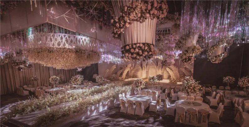婚礼堂发布:1万平米8大宴会厅!九江首家婚礼主题宴会酒店  第18张