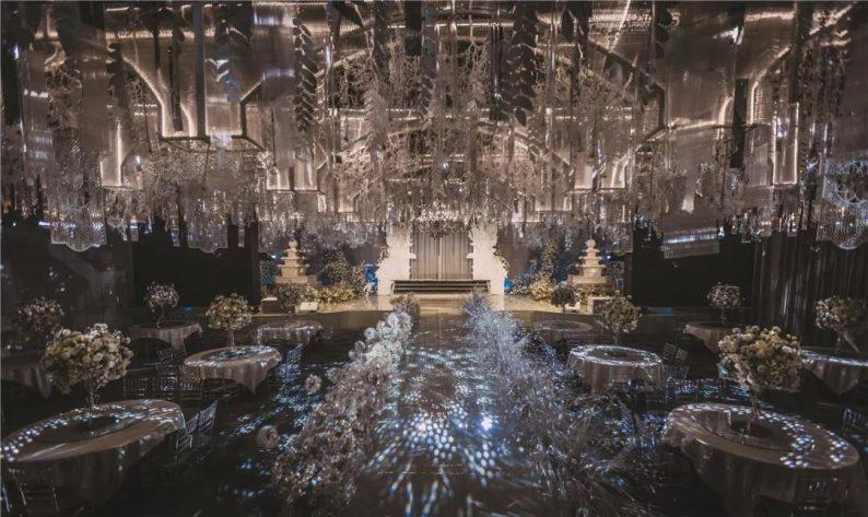 婚礼堂发布:1万平米8大宴会厅!九江首家婚礼主题宴会酒店  第20张