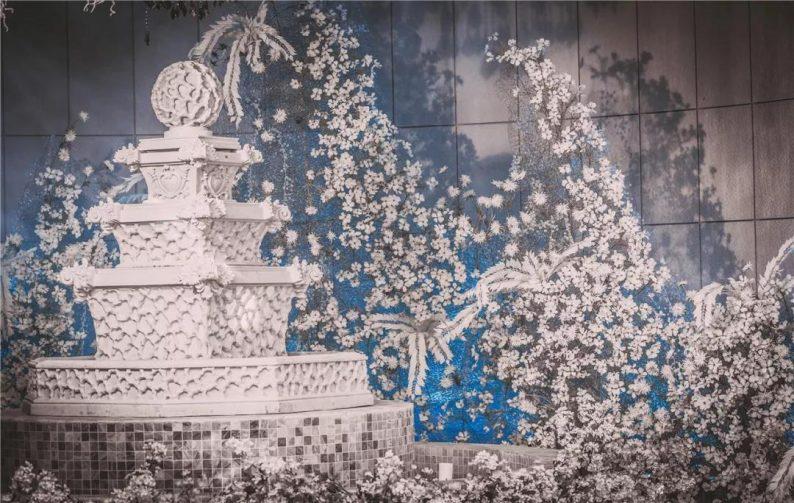 婚礼堂发布:1万平米8大宴会厅!九江首家婚礼主题宴会酒店  第22张