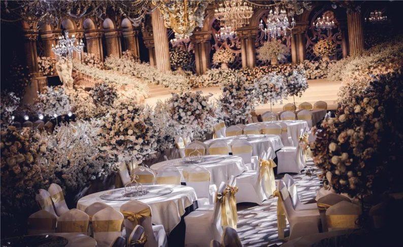 婚礼堂发布:1万平米8大宴会厅!九江首家婚礼主题宴会酒店  第26张