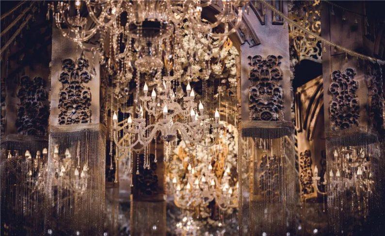婚礼堂发布:1万平米8大宴会厅!九江首家婚礼主题宴会酒店  第27张