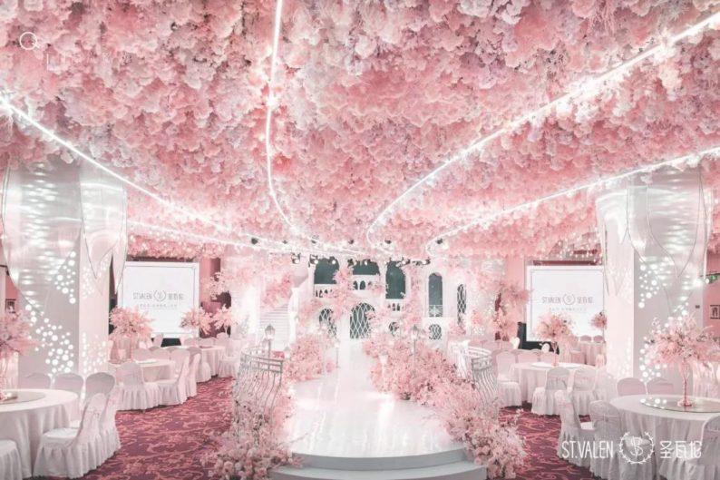 婚礼堂改造大潮,在餐饮业兴起!  第6张