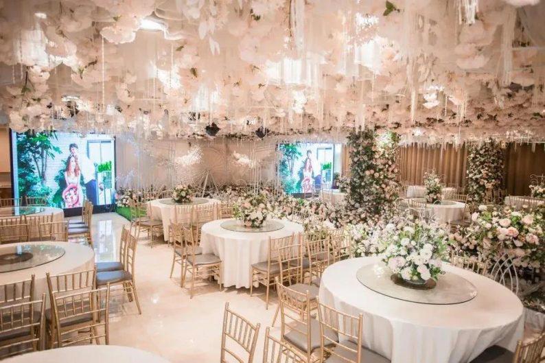 婚礼堂改造大潮,在餐饮业兴起!  第13张