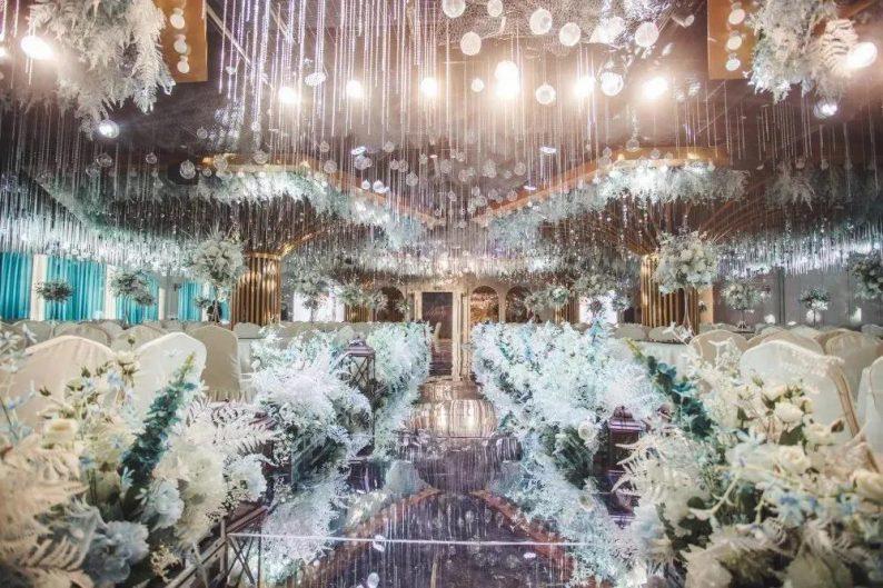 婚礼堂改造大潮,在餐饮业兴起!  第16张