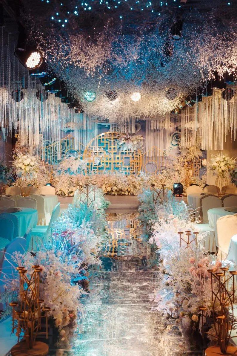 婚礼堂改造大潮,在餐饮业兴起!  第19张