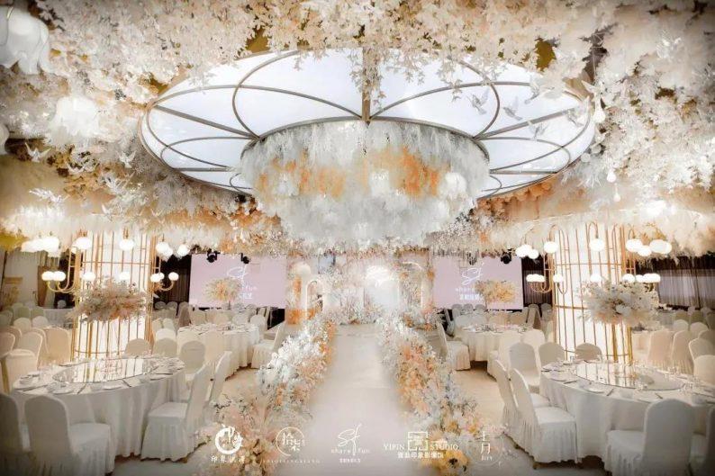 婚礼堂改造大潮,在餐饮业兴起!  第52张