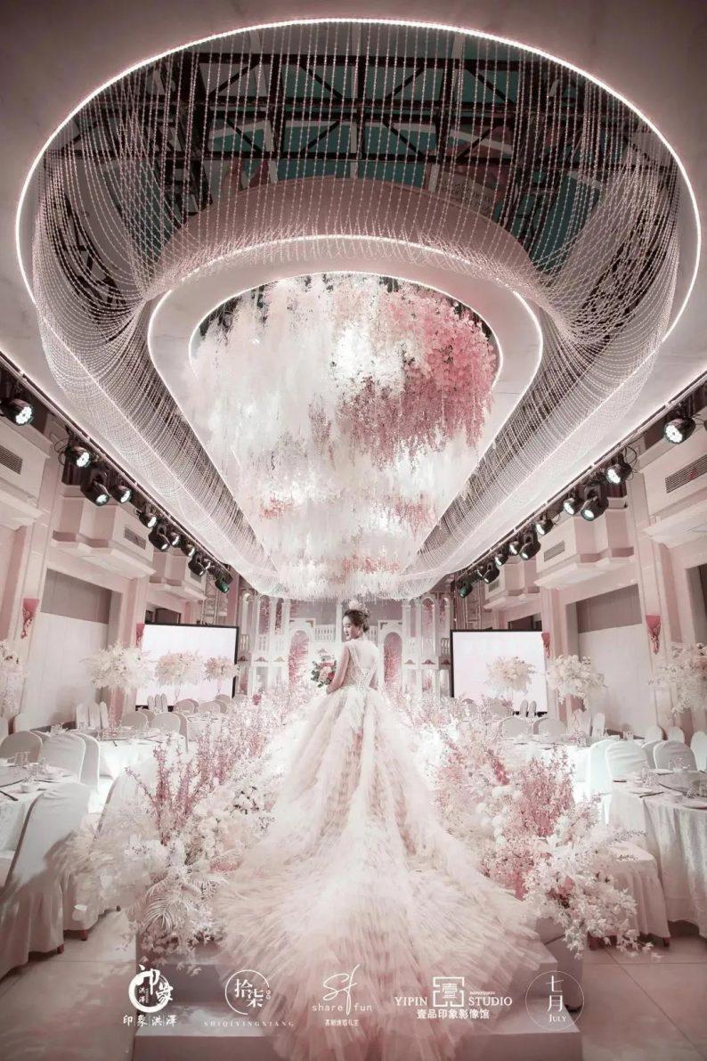 婚礼堂改造大潮,在餐饮业兴起!  第54张