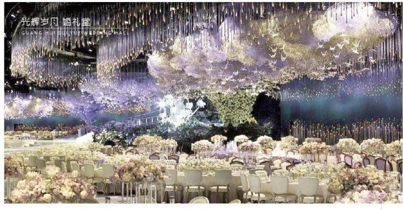 婚礼堂改造大潮,在餐饮业兴起!  第59张