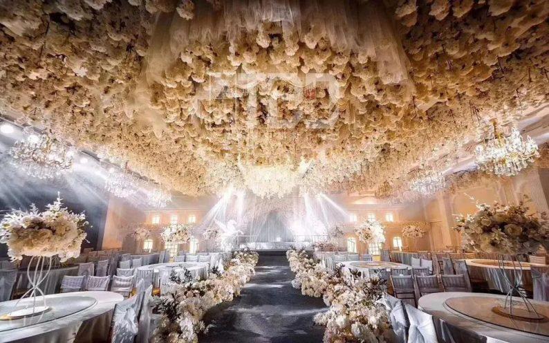 婚礼堂改造大潮,在餐饮业兴起!  第61张