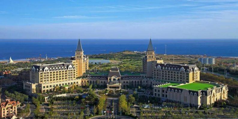 婚礼堂发布:4800平、5大主题厅,青岛印象酒店全面升级!  第1张