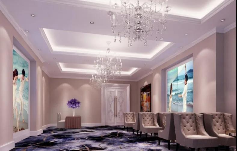 婚礼堂发布:4800平、5大主题厅,青岛印象酒店全面升级!  第5张