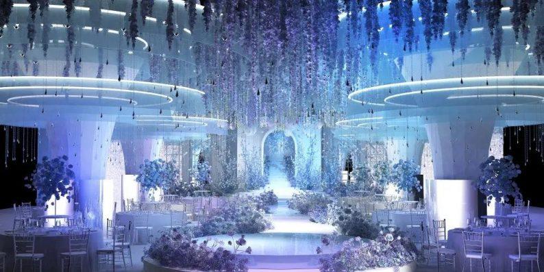 婚礼堂发布:4800平、5大主题厅,青岛印象酒店全面升级!  第6张