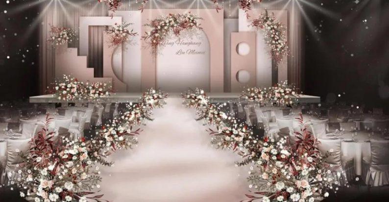 婚礼堂发布:4800平、5大主题厅,青岛印象酒店全面升级!  第8张