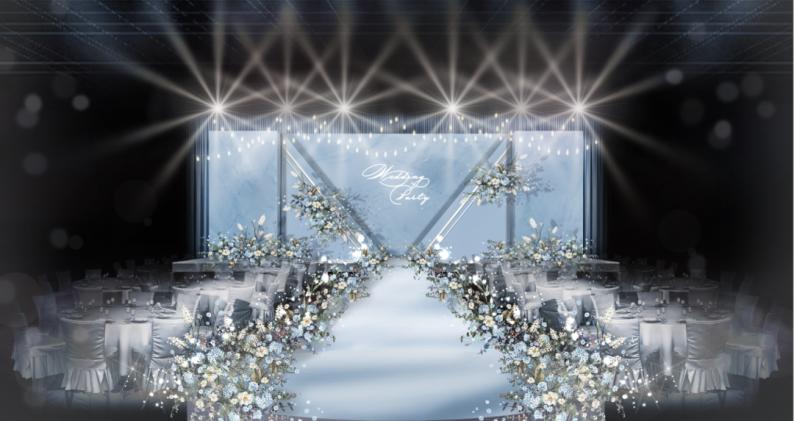 婚礼堂发布:4800平、5大主题厅,青岛印象酒店全面升级!  第12张