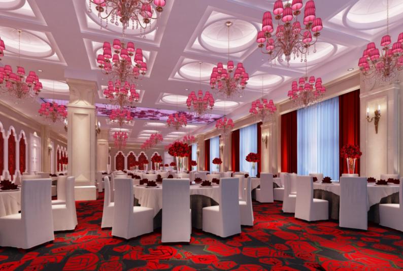 婚礼堂发布:4800平、5大主题厅,青岛印象酒店全面升级!  第17张