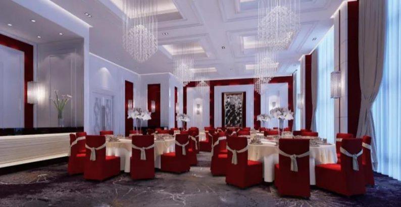 婚礼堂发布:4800平、5大主题厅,青岛印象酒店全面升级!  第18张