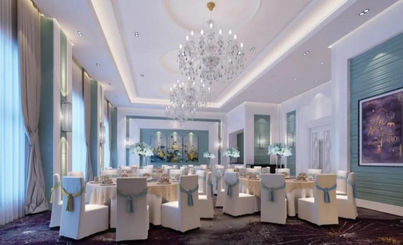 婚礼堂发布:4800平、5大主题厅,青岛印象酒店全面升级!  第19张