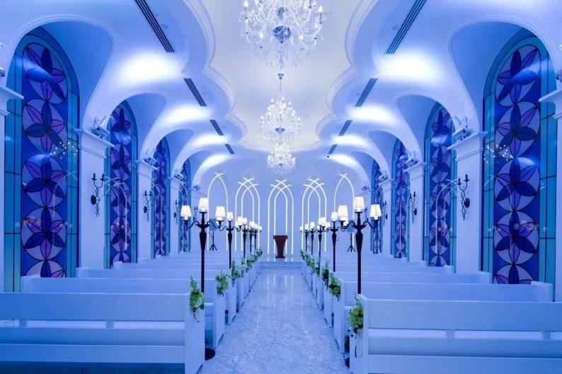 婚礼堂发布:4800平、5大主题厅,青岛印象酒店全面升级!  第20张