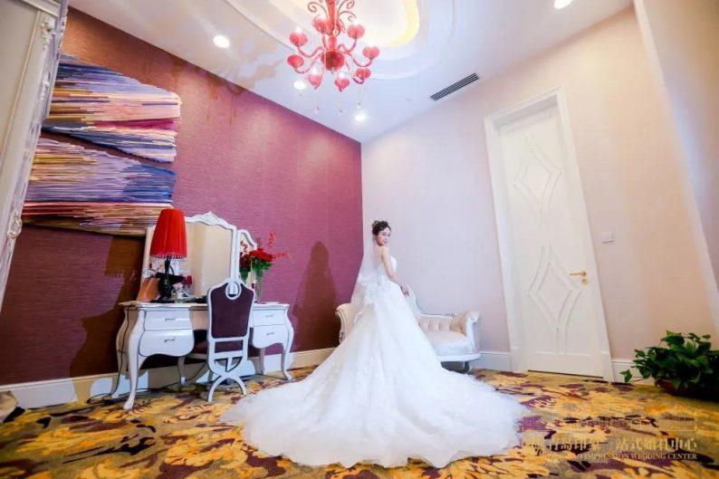 婚礼堂发布:4800平、5大主题厅,青岛印象酒店全面升级!  第21张