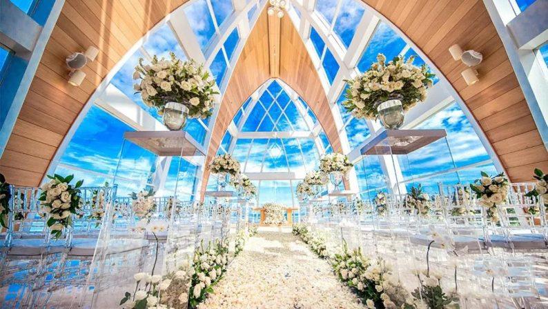 婚礼堂发布:徐丹设计,投资6千万!中国首个临江亲水仪式堂  第4张