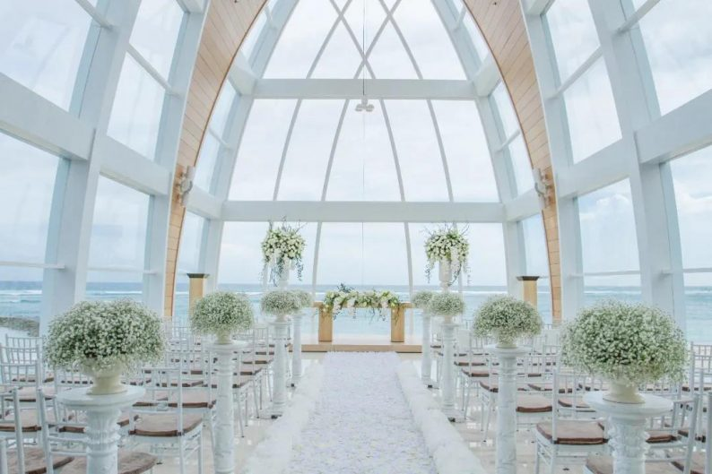 婚礼堂发布:徐丹设计,投资6千万!中国首个临江亲水仪式堂  第6张