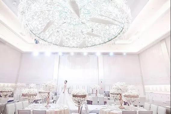 婚礼堂发布:8大主题厅,四线城市打造宴会地标  第5张