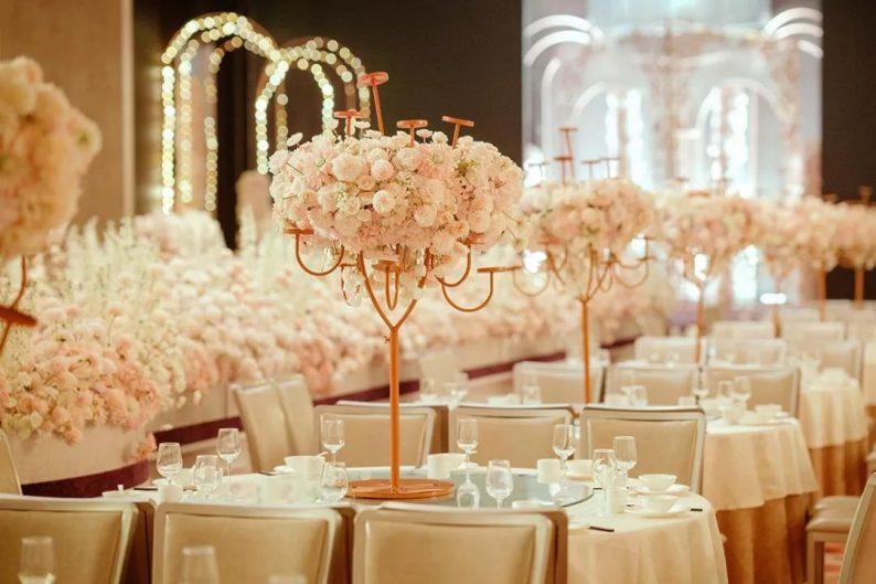 婚礼堂发布:8大主题厅,四线城市打造宴会地标  第8张