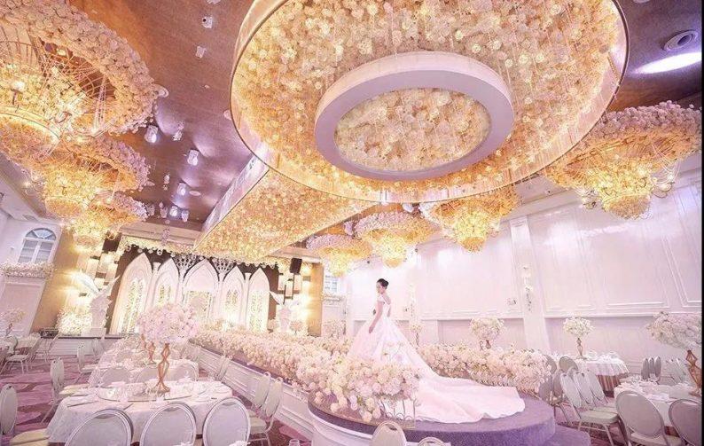 婚礼堂发布:8大主题厅,四线城市打造宴会地标  第9张