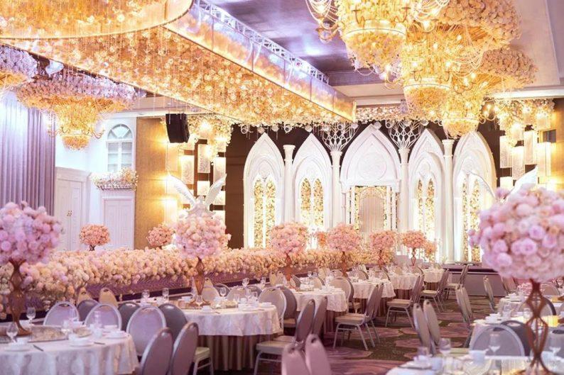 婚礼堂发布:8大主题厅,四线城市打造宴会地标  第11张