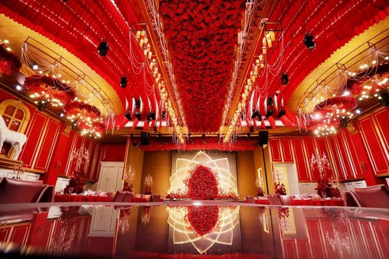 婚礼堂发布:8大主题厅,四线城市打造宴会地标  第13张