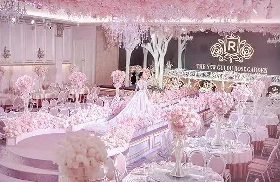 婚礼堂发布:8大主题厅,四线城市打造宴会地标  第15张