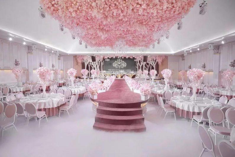 婚礼堂发布:8大主题厅,四线城市打造宴会地标  第16张