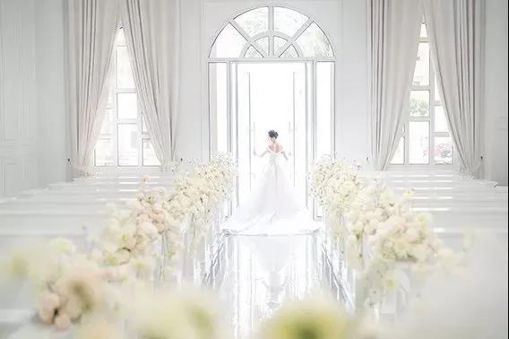 婚礼堂发布:8大主题厅,四线城市打造宴会地标  第18张