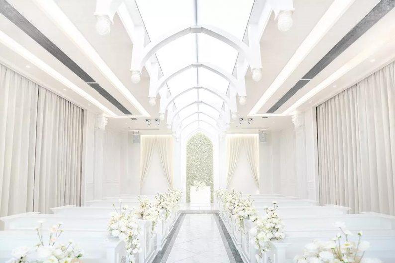 婚礼堂发布:8大主题厅,四线城市打造宴会地标  第19张