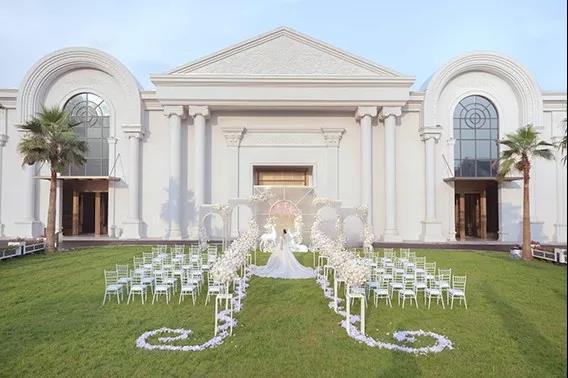 婚礼堂发布:8大主题厅,四线城市打造宴会地标  第20张