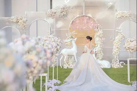 婚礼堂发布:8大主题厅,四线城市打造宴会地标  第22张